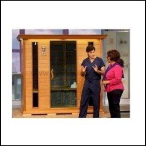 Dünyaca ünlü doktor Mehmet Öz bir programında izleyicilerine infrared sauna kabinlerinin faydalarını anlatmıştır.