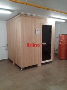 4 Kişiklik Özel Üretim Sauna Kabini