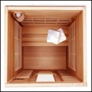 İnfrared sauna kabinlerinde ısı dağılımı her alanda aynıdır. Klasik sauna gibi bölgesel değildir. Saunanız 15-20 dakika gibi kısa sürede kullanıma hazır hale gelir.