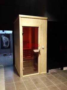 2 Kişilik Klasik Sauna Kabini