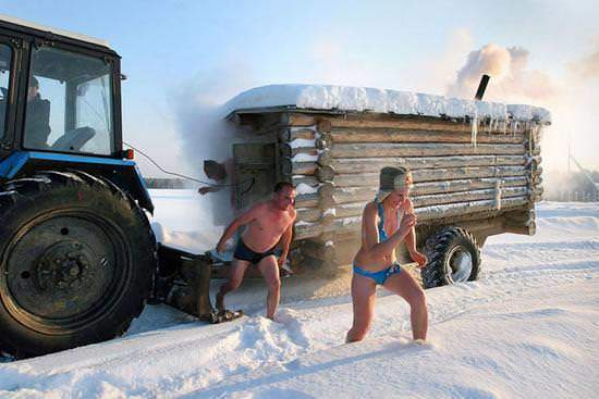 Arlino Rus Saunası
