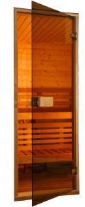 sauna kapısı, arlino, cam sauna kapısı