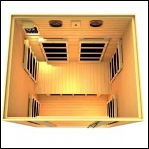 Tasarım olarak çok şık olan infrared sauna kabinleri 3 farklı kateğoride 8 modelde sunulmuştur, ihtiyacınıza uygun sauna ölçüsünü mutlaka bulursunuz.